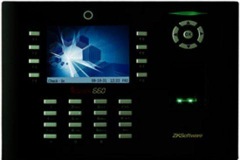中控iCLOCK660考勤机指纹机
