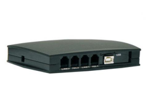 客户来电USB电话录音盒