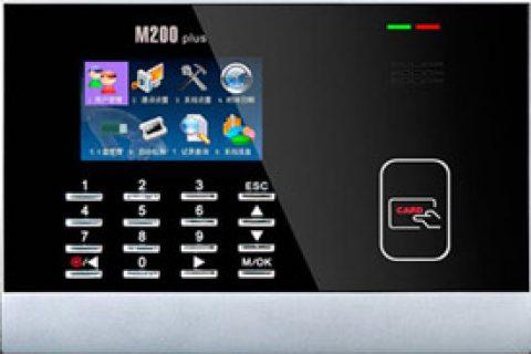中控M200plus   高速网络型ID卡考勤机,智能ID卡刷卡机,苏州考勤机