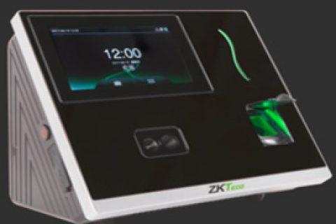 中控SZ900户外人脸指纹识别考勤机网络打卡机 苏州中控考勤机专卖