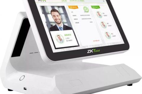 中控ZTHP500人脸识别消费机